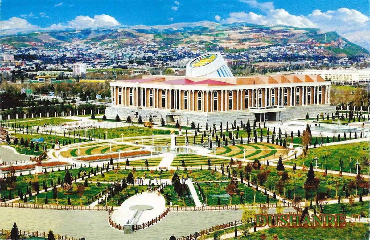 лучшие картинки из таджикистана этому бирюза вписывается